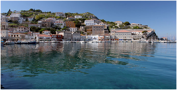 Cruise to Hydra