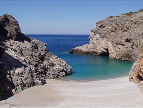 Kalami beach