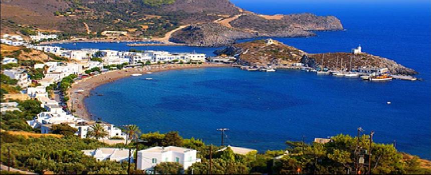 Cruise to Kythira