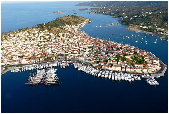 Cruise to Poros