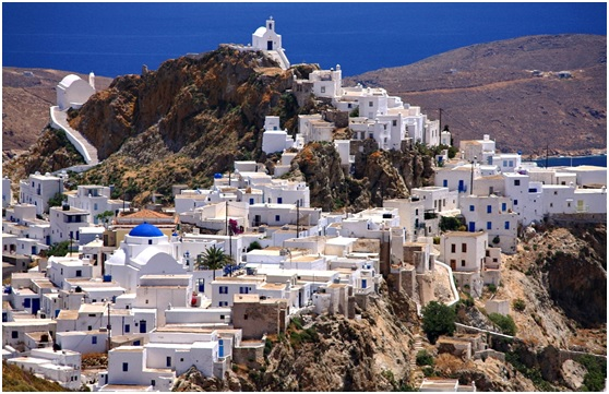 Cruise to Serifos