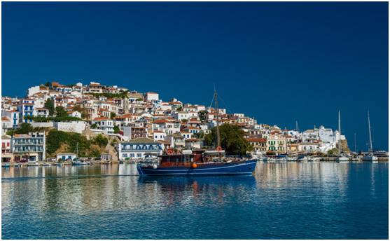 Cruises to Skopelos