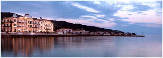 Cruise to Spetses