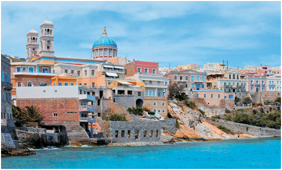 Cruise to Syros